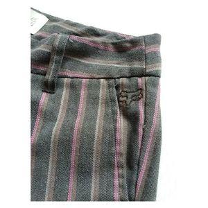 Fox Shorts - 🛍 Fox girls striped shorts
